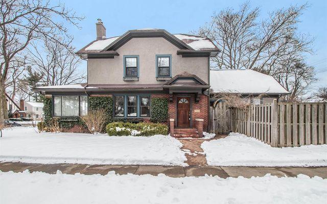 1620 Baldwin Avenue Ann Arbor, MI 48104