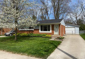 704 Dellwood Drive Ann Arbor, MI 48103 - Image