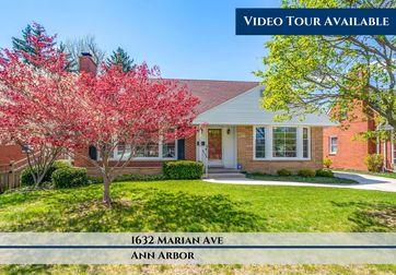 1632 Marian Avenue Ann Arbor, MI 48103 - Image 1