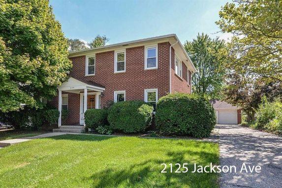 2125 Jackson Avenue Ann Arbor, MI 48103