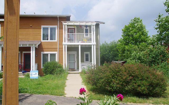 500 Little Lake Drive #37 Ann Arbor, MI 48103