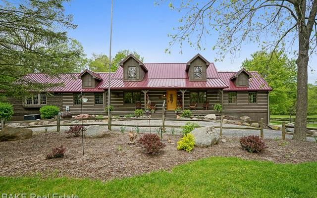 4324 N LAKE Road Clarklake, Mi 49234