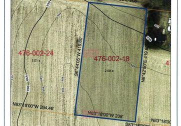 0 Curtis Parcel A1 Road Grass Lake, MI 49240 - Image