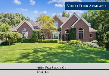 4664 Fox Sedge Court Dexter, MI 48130 - Image 1