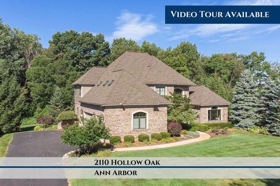 2110 Hollow Oak Drive Ann Arbor, MI 48103