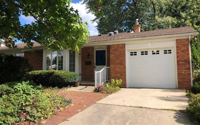 2236 Prairie Street Ann Arbor, MI 48105