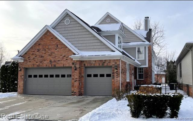 29026 THISTLE Lane Harrison Twp, Mi 48045
