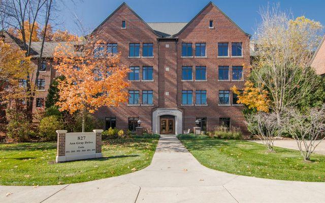 827 Asa Gray Drive #455 Ann Arbor, MI 48105