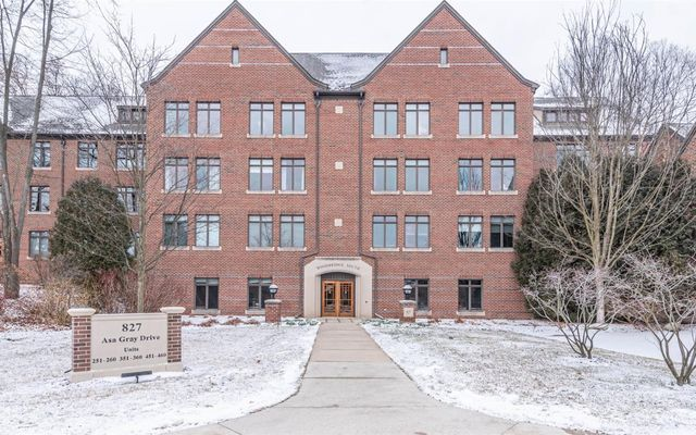 827 Asa Gray Drive #357 Ann Arbor, MI 48105