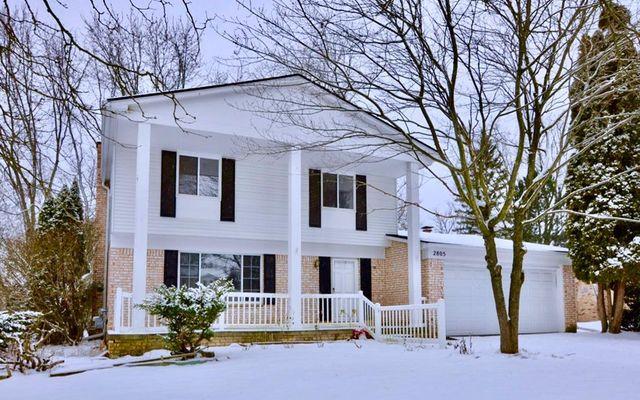 2805 Lakehurst Lane Ann Arbor, MI 48105