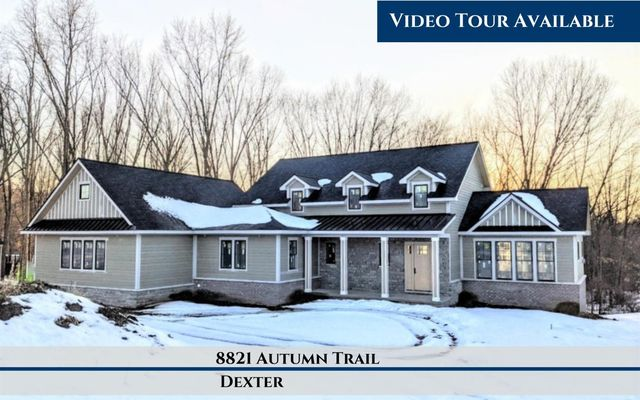 8821 Autumn Trail Dexter, MI 48130