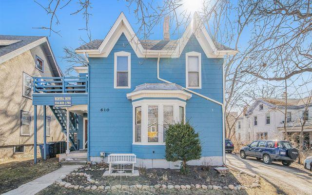 610 Lawrence Street Ann Arbor, MI 48104