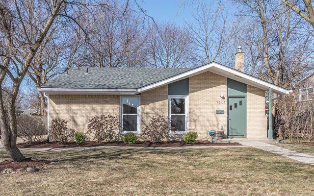 1601 Saunders Crescent Ann Arbor, MI 48103