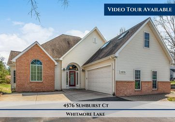 4576 Sunburst Court Whitmore Lake, MI 48189 - Image 1