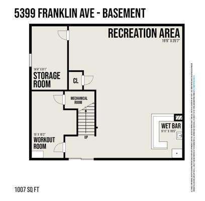 5399 Franklin Avenue - photo 44