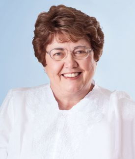 Photo of Kathy Hay
