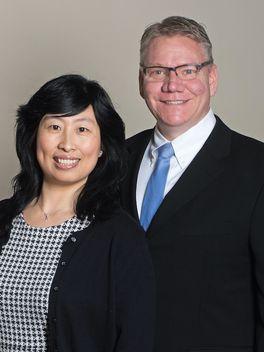 Kirk and Jessy Glassel - Reinhart Realtors