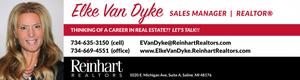 Elke Van Dyke Logo