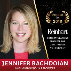 Photo of Jennifer Baghdoian